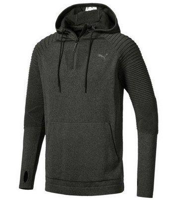 Puma Half Zip Hoodie Active Training Herren evoKNIT Energy für 48€ (statt 83€)