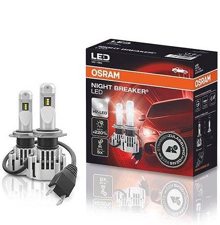 Osram Night Breaker H7-LED Nachrüstlampe für 104,98€ (statt 115€)