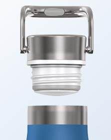 Letsfit Edelstahl Thermosflasche (475ml) in vielen Farben für je 6,49€   Prime