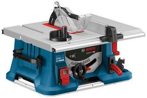 Bosch GTS 635 216 Professional 1.600W Tischkreissäge für 299,95€ (statt 319€)