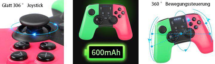 STOGA Controller mit 6 Achsen & Gyro Sensor für 16,99€ (statt 30€)