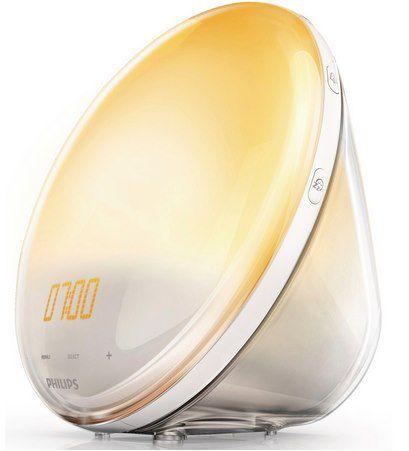 PHILIPS Wake Up Light HF3519/01 Lichtwecker für 59,99€ (statt 93€)