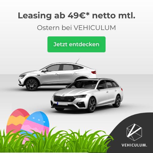Vehiculum: Oster Leasing Deals für Gewerbe   z.B. Skoda Octavia RS Combi 245PS ab 206€mtl.