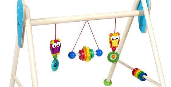 Hess Babyspielgerät Eule (13376) für 34,94€ (statt 47€)
