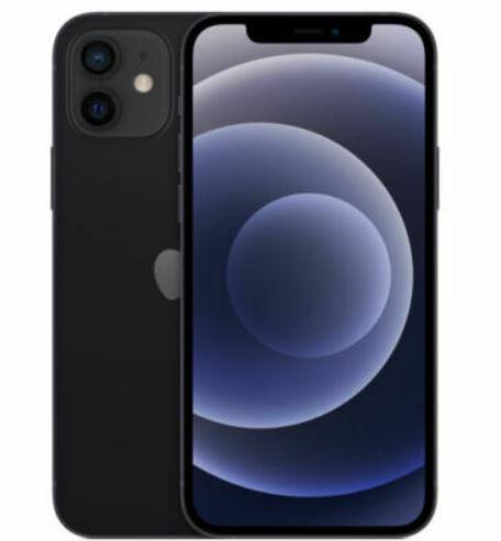 Apple iPhone 12 mit 64GB Schwarz für 659€ (statt 684€)