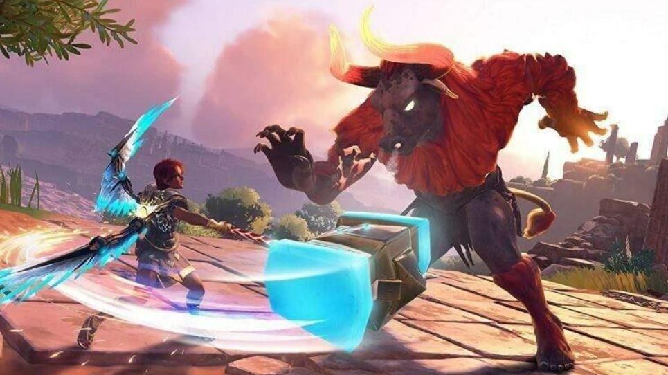 Immortal Fenyx Rising PS 5 Game für 29,99€ (statt 34€)