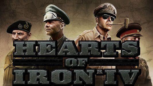 Steam: Hearts of Iron IV (IMDb 8,1) kostenlos spielen