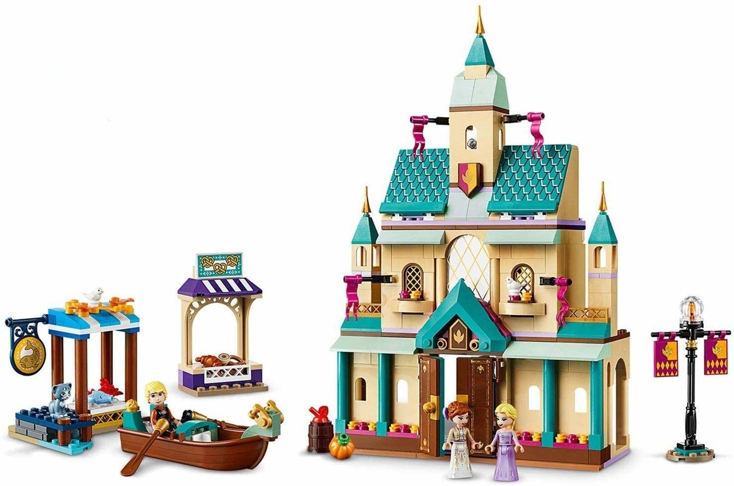 LEGO Disney Frozen II   Schloss Arendelle (41167) für 49,99€ (statt 59€)