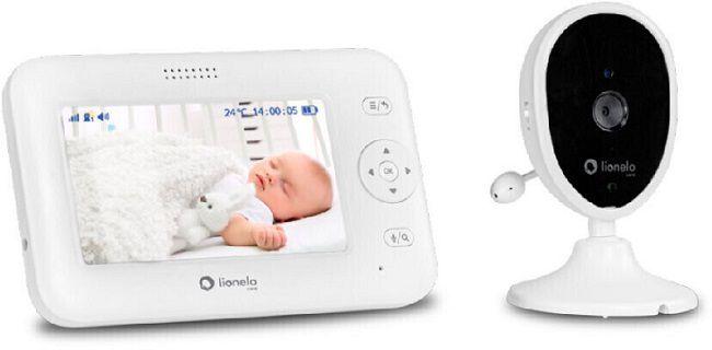 lionelo Babyphone Babyline 8.1 für 89,99€ (statt 99€)