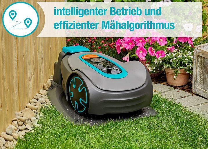 Gardena Sileno Minimo Mähroboter Modell 2021 500m² für 449€ (statt 514€)