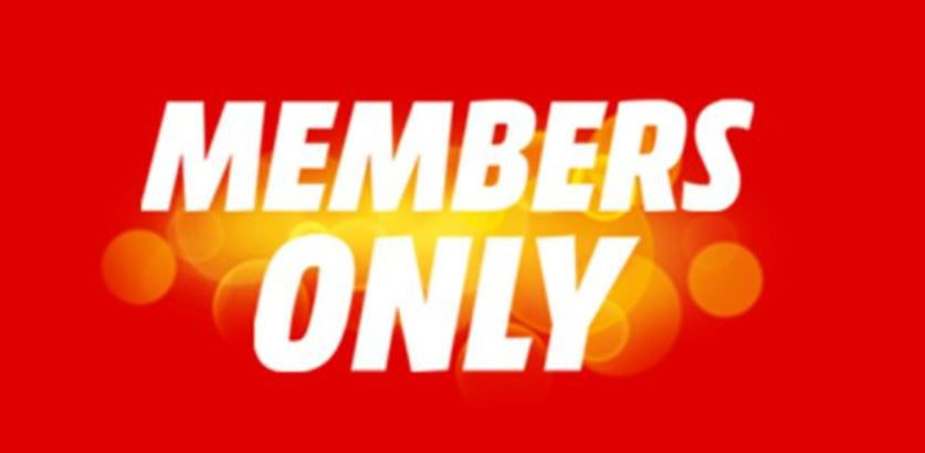 MediaMarkt Members Only Aktion   z.B. SAMSUNG RS8000 Side by Side Kühlkombi für 817,38€ (statt 1.069€)