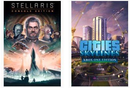 Xbox Game Pass: Cities: Skylines (IMDb 7,8/10) & Stellaris (IMDb 8,1/10) gratis spielen