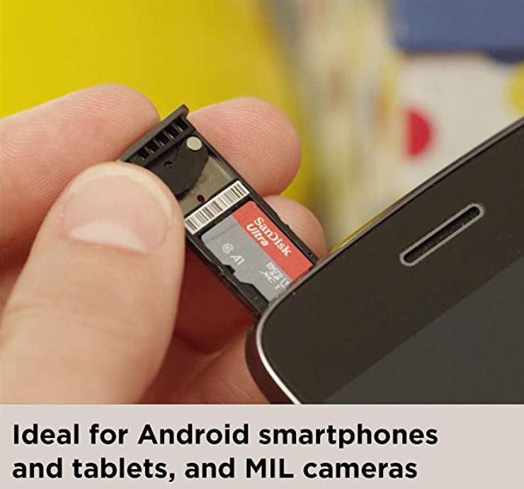 SanDisk Ultra 200GB microSDXC Speicherkarte für 20€ (statt 24€)