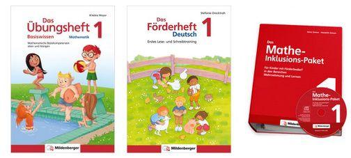 Gratis: Lernpakete von Mildenberger zum downloaden