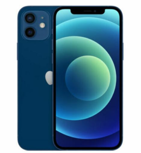 Apple iPhone 12 – 64GB Blau für 654€ (statt 765€) – eBay Plus
