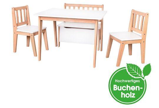 pink or blue Kindersitzgruppe DAVID für 134,99€