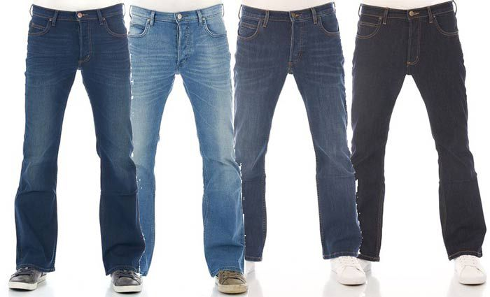 Lee Jeans Denver Bootcut Denim Stretch in 4 Farben für je 47,95€ (statt 60€)
