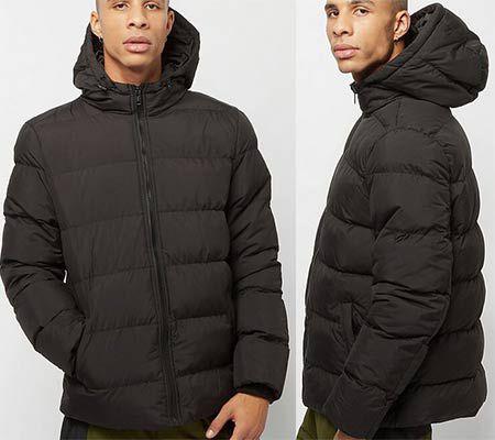 """Urban Classics """"Hooded Puffer"""" Jacke für 28,99€ (statt ~50€)"""