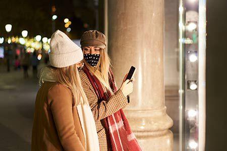 """Termin Shopping – wie funktioniert """"Click & Meet""""?"""