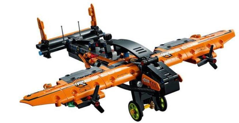 LEGO Technic 42120 Luftkissenboot Rescue für 23,99€ (statt 29€) Member