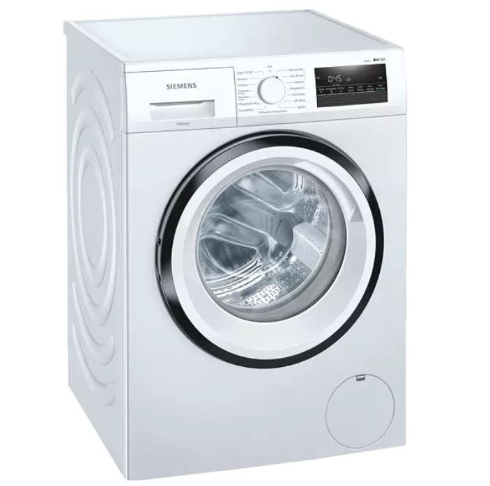 SIEMENS WM14NKECO IQ300 Waschmaschine (8 kg, 1400 U/Min.) für 378€ (statt 449€)