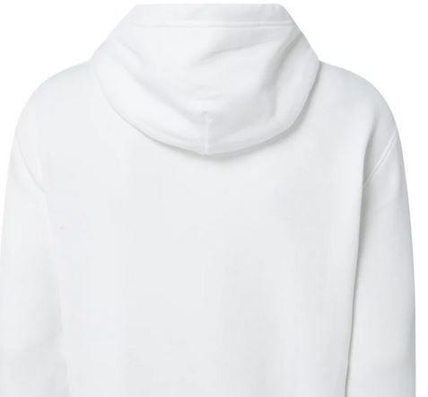 Polo Ralph Lauren Hoodie mit gummiertem Logo Print in Weiß für 63,99€ (statt 100€)