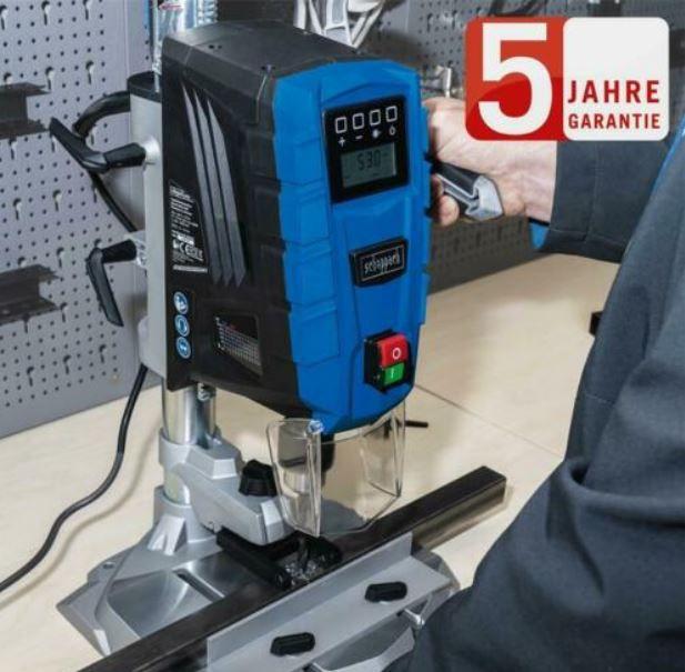 Scheppach DP 55 Tischbohrmaschine mit 710 Watt für 74,25€ (statt 99€)