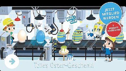 VDInin Club: Osterakton   3 Monate beitragsfreie Mitgliedschaft