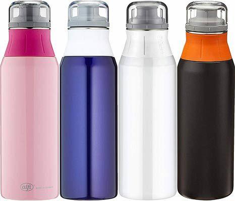 alfi Trinkflasche elementBottle aus Edelstahl mit 900ml für 11,99€ (statt 18€)