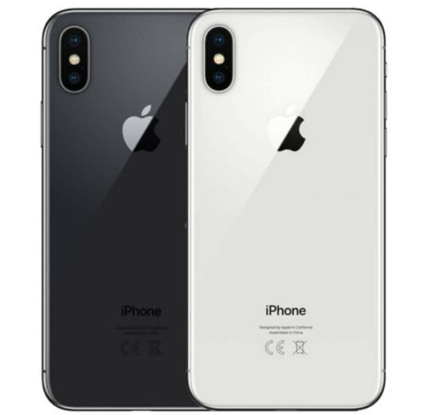 Apple iPhone X 64GB Spacegrau o. Silber für 389,90€ (statt neu 490€) -gebraucht