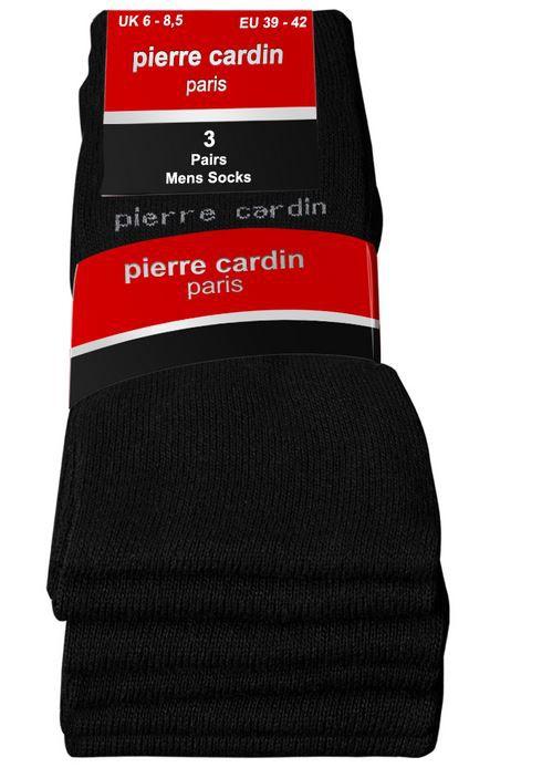 Pierre Cardin 12 Paar Herren Business Socken für 11,95€ (statt 15€)
