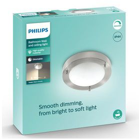 2 x Philips MyBathroom Treats Deckenleuchte für 25,90€ (statt 38€)