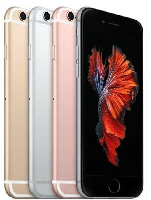 Apple iPhone 6s mit 32GB für 99,90€ (statt 165€)   gebraucht Ware