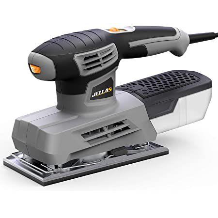JELLAS 220W Schleifmaschine mit 12000 U/min für 23,99€ (statt 40€)