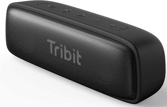 Tribit XSound Surf Bluetooth Lautsprecher für 17,99€ (statt 26€)   Amazon Prime