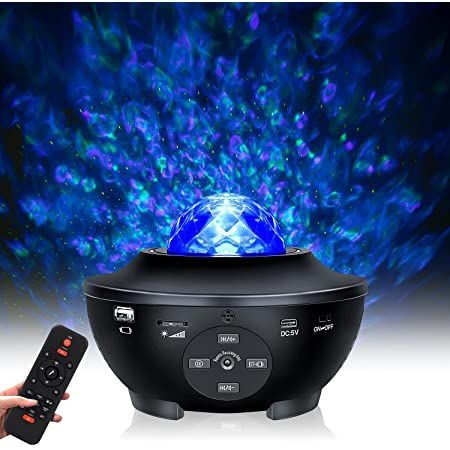 LED Sternenhimmel-Projektor mit Bluetooth, 3 Stufen & Fernbedienung für 22,19€ (statt 37€)