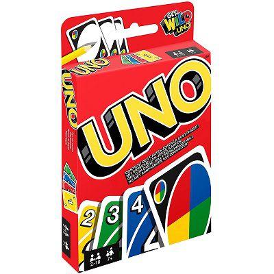 UNO Kartenspiel (W2087) für 4,47€ (statt 9€) – Prime