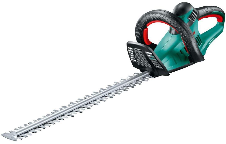 Bosch AHS 55 26 elektro Heckenschere 600W mit Messerabdeckung für 119,90€ (statt 130€)