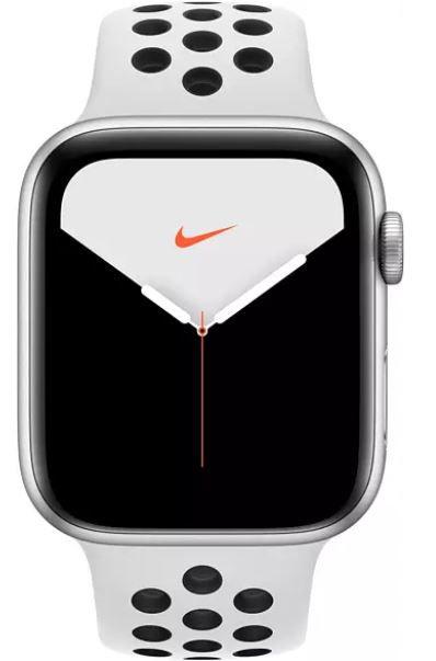 Apple Days bei Saturn mit MacBooks und iPads   z.B. APPLE Watch Nike Series 5 (GPS + Cellular) 44mm für 369€ (statt 415€)