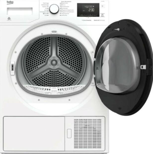 BEKO DE744RX1 Wärmepumpen Kondensationstrockner 7kg für 424€ (statt 476€)