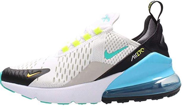 Nike Air Max 270 (GS) Kids Sneaker bis Größe 40 für 64€ (statt 120€)