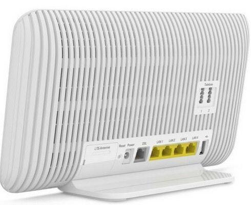Telekom Speedport Hybrid   WLAN Router mit LTE für 34,80€ (statt 87€)   Generalüberholt