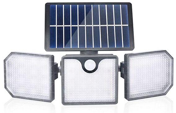 30% Rabatt auf TEQStone LED Außen Solarlampen   z.B. 1x die Lampe für 16,09€ (statt 23€)