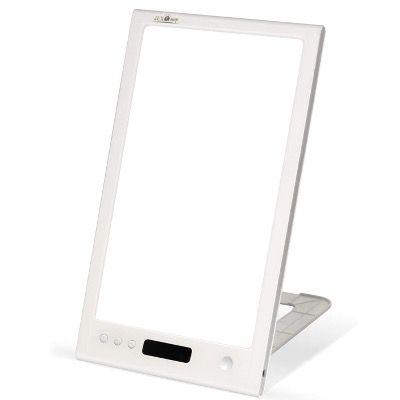 XZN LED-Tageslichtlampe DDP01 mit 12000 Lux dimmbar mit 40 Helligkeitsstufen und Timer für 19,98€ (statt 34€)