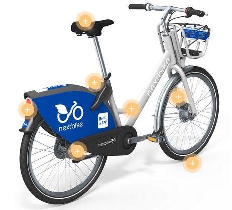 Nextbike: 60 Minuten kostenlos Fahrrad leihen   Neukunden und Bestandskunden