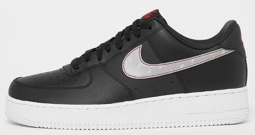 Nike Air Force 1 07 3M Herren Sneaker in Anthrazit für 72€ (statt 100€)