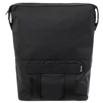 Calvin Klein Rucksack aus recyceltem Polyester in Schwarz für 47,99€ (statt 120€)