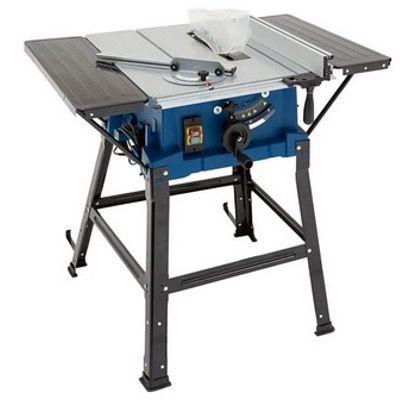 Scheppach Tischkreissäge HS110 mit 2000 Watt ab 99,99€ (statt 139€)