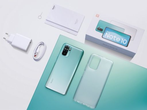 Xiaomi Redmi Note 10 mit 128GB + AirDots 2 für 169€ (statt 224€)