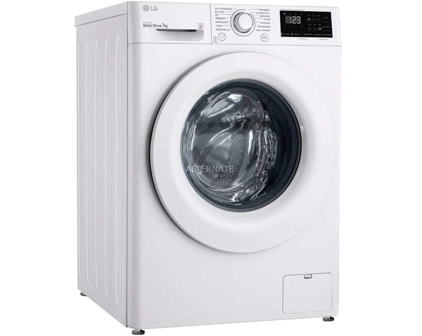 LG F14WM7EN0E Waschmaschine mit 7kg für 323,99€ (statt 430€)
